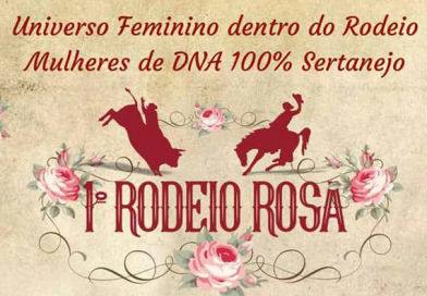 1º Rodeio Rosa – A Cavalaria Shop apoia essa ideia!